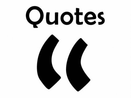 Quotations - Find Funny, Witty, Clever, Political, & Inspirational Quotes