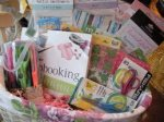 Scrapbooking Gift Baskets, Scrapbook Gift Basket Ideas