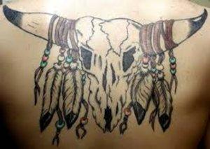 Native American Tribal Tattoos, American Indian Tribal Tattoos