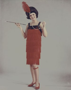 popular 1920 s vintage clothing