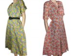 Popular 1930's Vintage Clothing, Vintage Clothes From The 30's