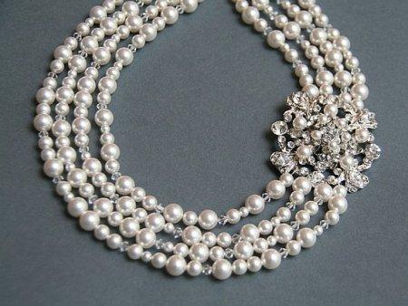 Vintage Inspired Bridal Jewelery, Vintage Bridal Jewelry