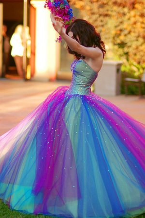 Colorful Wedding Gowns Colorful Wedding Dresses