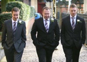 What Are Groomsmen Duties At A Wedding? Duties Of  A Groomsmen