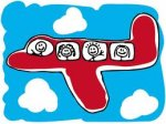 Tips For Flying With A Toddler, Keeping A Toddler Occupied On A Plane