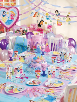 Disney Princess Party Decorationsdisney Birthday
